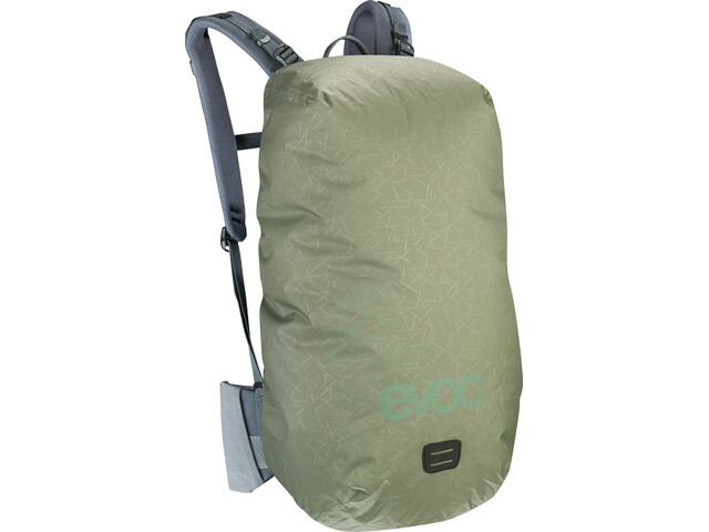 EVOC Raincover Sleeve M 10-25l, light olive
